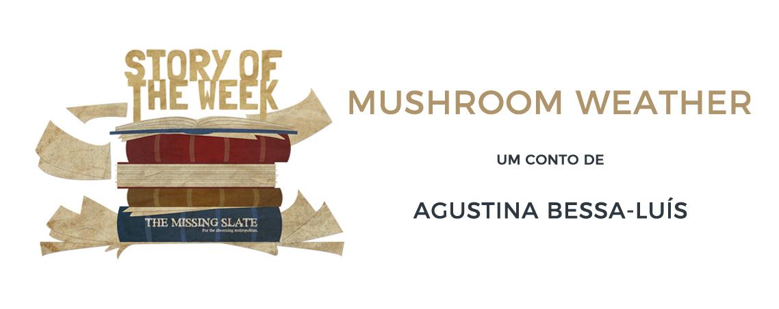 Mushroom Weather, conto de Agustina Bessa-Luís