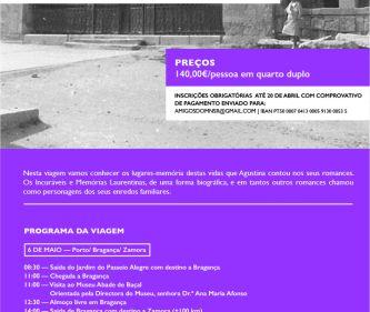 Visita a Bragança e Zamora