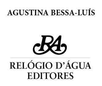 Agustina – Relógio D'Água Editores